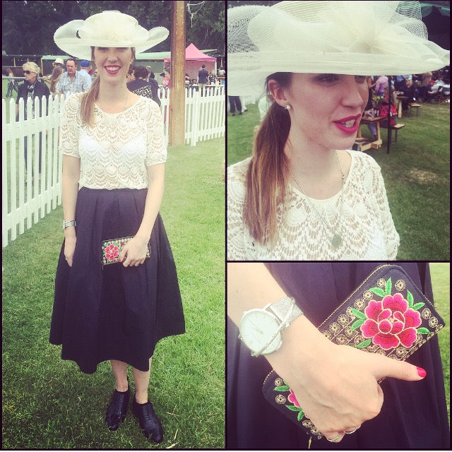 Oakbank and Clare Race Day Fashion