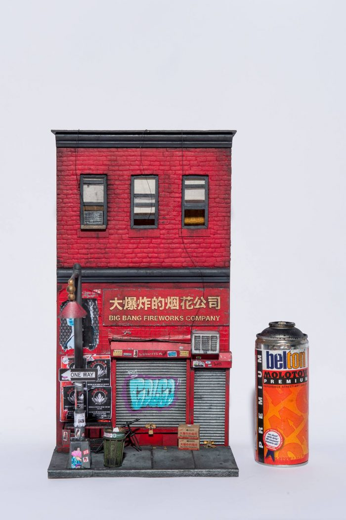 Big Bang Fireworks Company by Josh Smith. Photo By @cigarettesmightkillyou