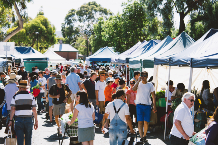 Adelaide Showgroun Farmer's Markets